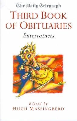 Daily Telegraph  Third Book of Obituaries